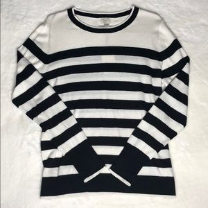 A New Day Striped Sweater